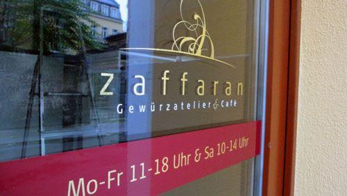 Zaffaran - Gewürzatelier auf der Martin-Luther-Straße