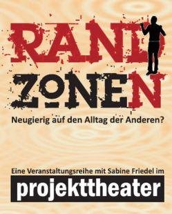 Randzonen im Projekttheater