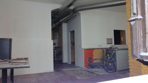 Bauarbeiten im ehemaligen Sultan's