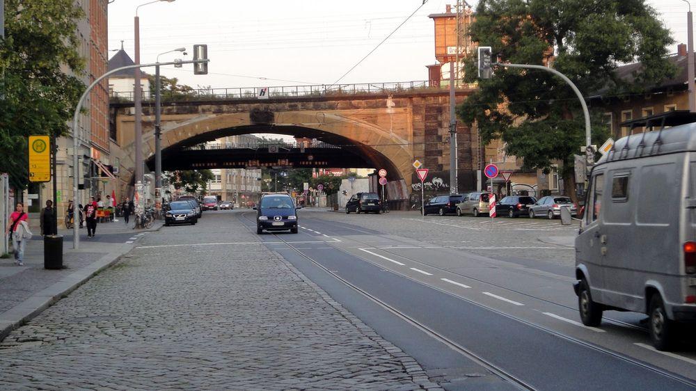 Agrar, Forst & Kommune Verkehrsampel Fußgänger Einen Effekt In Richtung Klare Sicht Erzeugen
