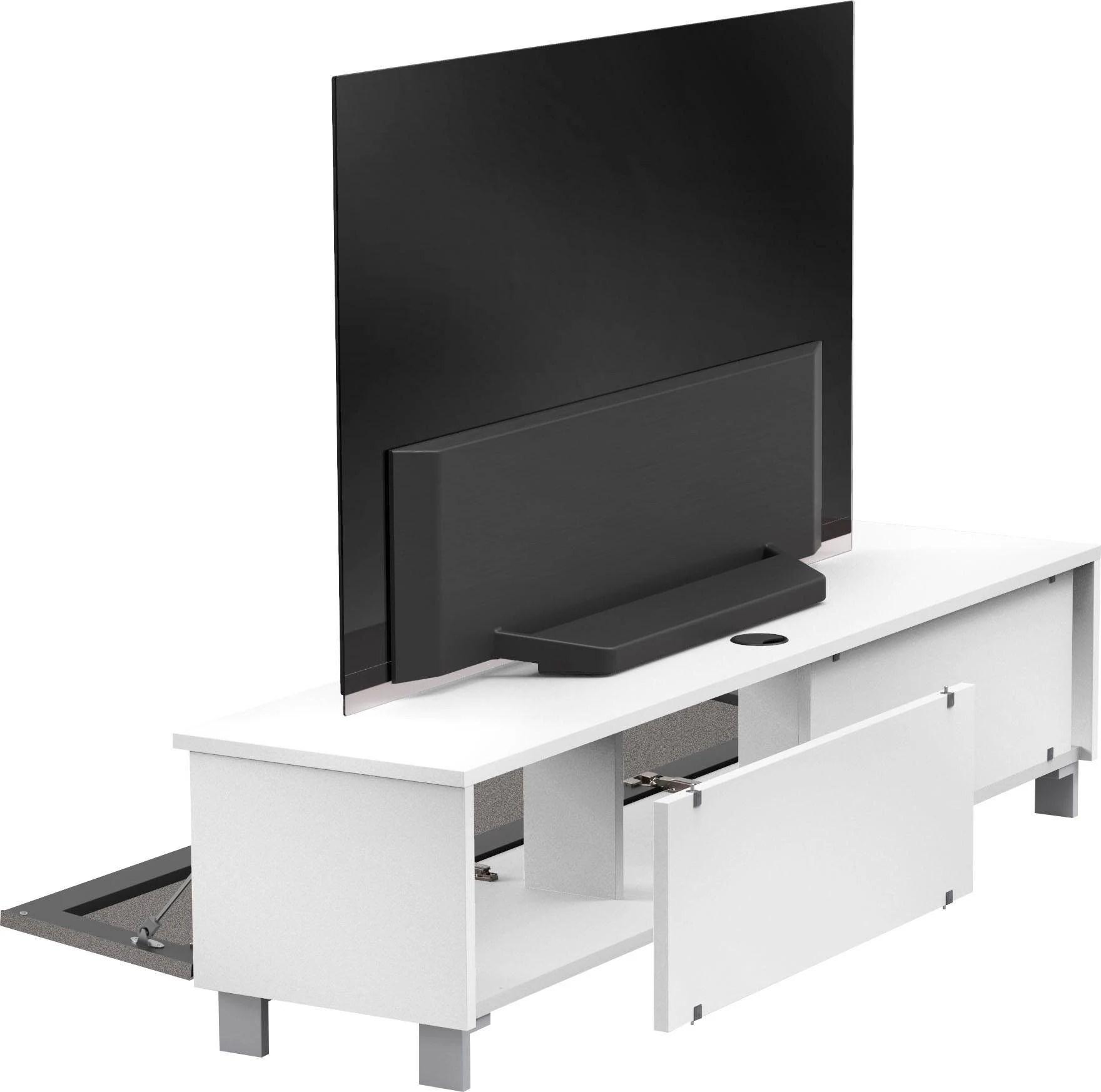 spectral lowboard just racks jrb1604 breite 160 cm wahlweise mit basis oder tv paket