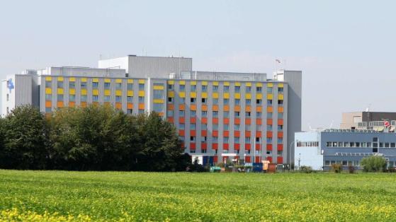 Das Klinkum in Olvenstedt