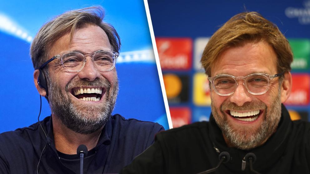 Jürgen Klopp Liverpool Trainer Hat Sich Zähne Machen Lassen