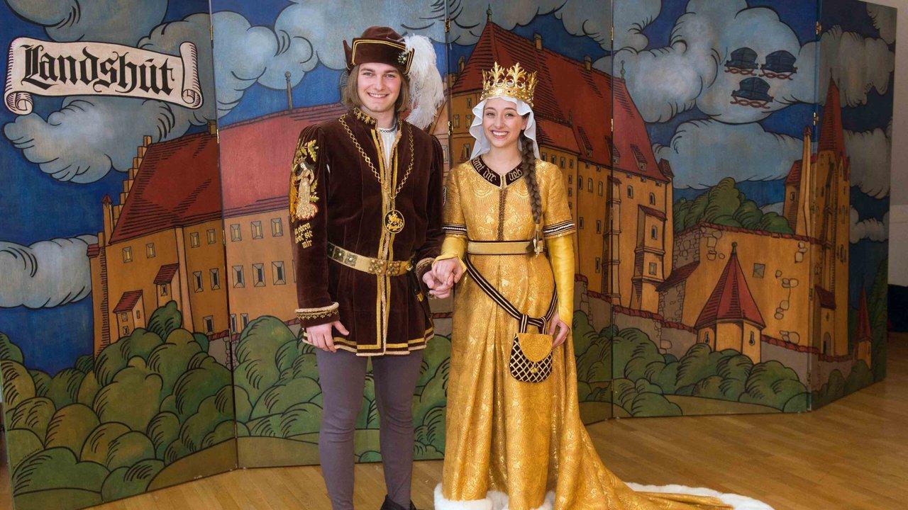 Landshuter Hochzeit ist immaterielles Kulturerbe  Bildde