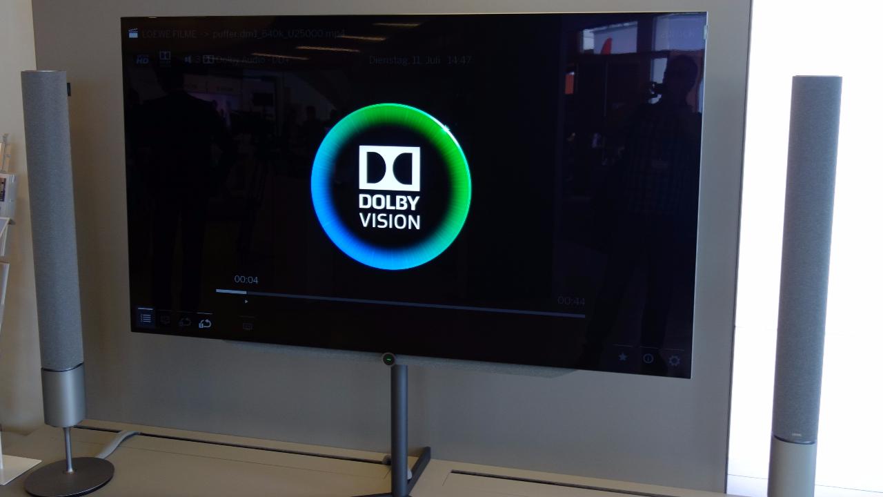 Trends der IFA 2017  Wenn der Fernseher zum Kunstwerk wird  Multimedia  Bildde
