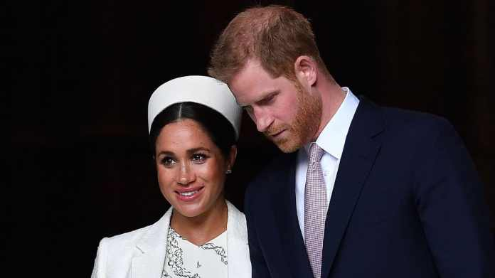 Meghan Markle and Prince Harry gave each other the yes word in 2018