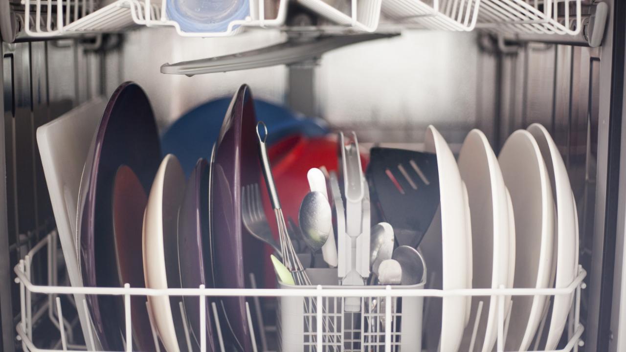 Putzen  Keime in der Kche Ihr Geschirrspler kann Sie