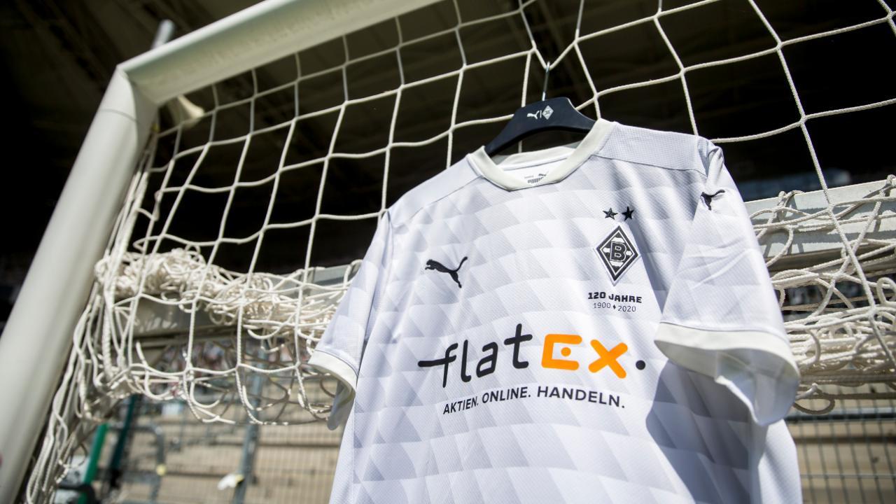 trikot sponsor flatex
