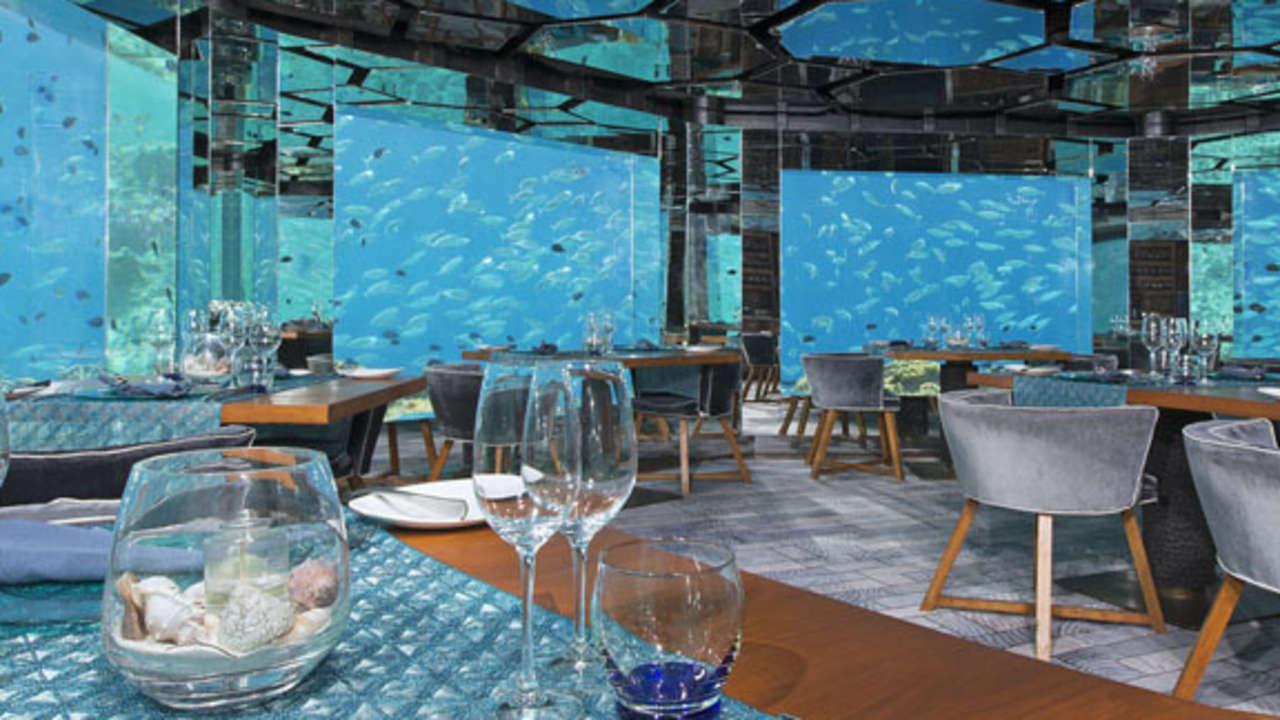 Zehn um Zehn Coole Locations unter Wasser  10 um 10