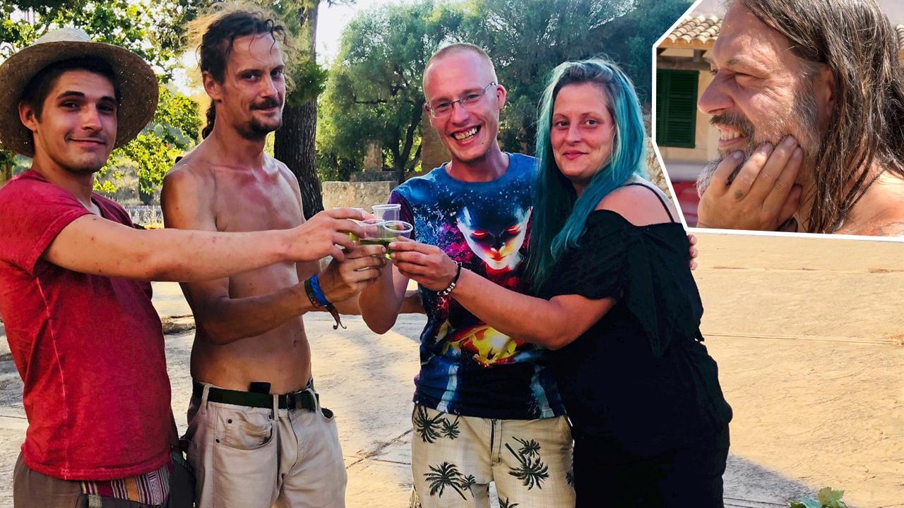 bildplus inhalt auszug nach wutanfall hippie bauchi verlasst die becker villa auf mallorca