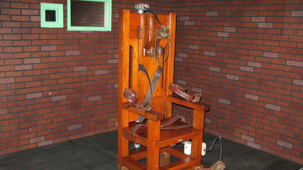 Hinrichtungsdebatte in den USA Der elektrische Stuhl