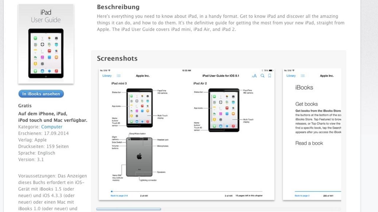 iTunes-Panne: Apple verrät seine beiden neuen iPads