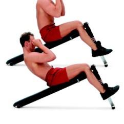 Roman Chair Situps Arnold Web Lawn Golfclub