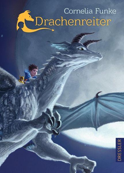Drachenreiter Bd.1 von Cornelia Funke - Buch - bücher.de