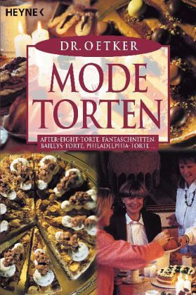 Dr Oetker Modetorten von Oetker als Taschenbuch