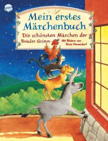 Mein erstes Märchenbuch von Jacob Grimm; Wilhelm Grimm