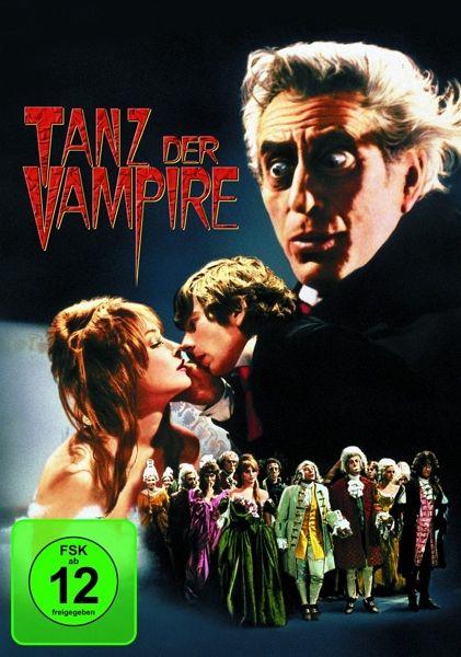 Tanz Der Vampire Dvd Film Auf Dvd Buecher De