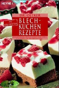 Dr. Oetker Die allerbesten Blechkuchen-Rezepte von Oetker ...