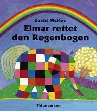 Bildergebnis für elmar rettet den regenbogen