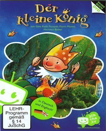 Der kleine König auf DVD - Portofrei bei bücher