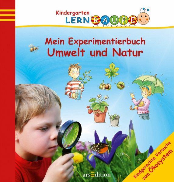 Mein Experimentierbuch Umwelt und Natur  Buch  buecherde