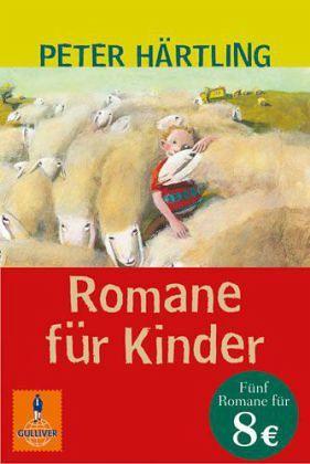 Romane für Kinder von Peter Härtling - Taschenbuch - buecher.de