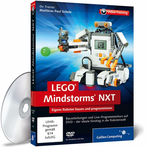 LEGO® Mindstorms NXT. DVD-ROM - Software portofrei bei bücher.de