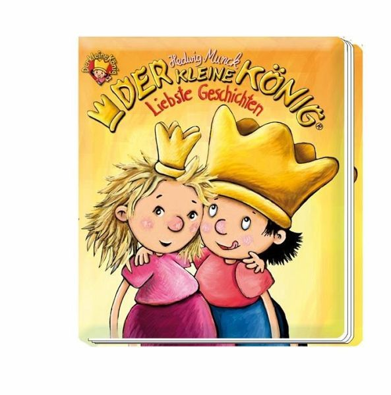 Geschichtenbuch Der kleine König von Hedwig Munck - Buch