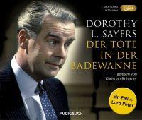 Der Tote in der Badewanne, 1 MP3-CD von Dorothy L. Sayers ...