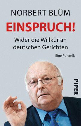 Einspruch! Von Norbert Blüm Als Taschenbuch  Portofrei