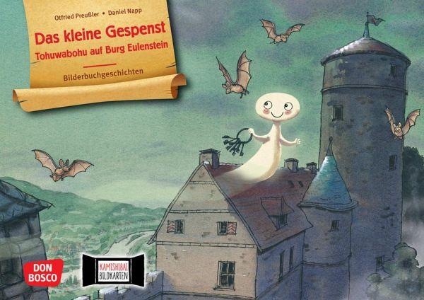 Das kleine Gespenst  Bilderbuchgeschichten Bd44 - Bei