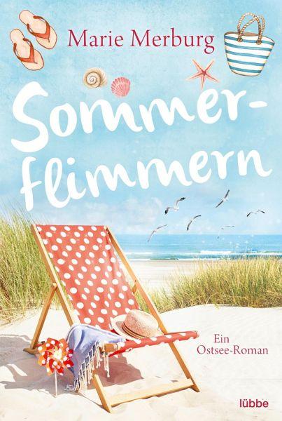 Sommerflimmern von Marie Merburg als Taschenbuch