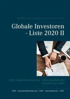 Globale Investoren - Liste 2020 II