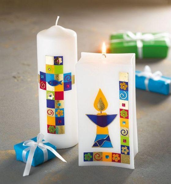 Neue Kerzen fr Familienfeste von Natalie Kunkel Annette