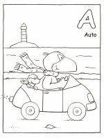 Das lustige ABC Malbuch vom kleinen Raben Socke portofrei ...