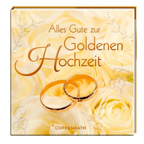 Alles Gute zur Goldenen Hochzeit  Buch  buecherde