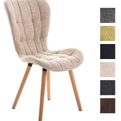 Material To Cover Dining Chairs Compact Camp Chair Elda Tweed Covers Fabric Lounger Seat Wood