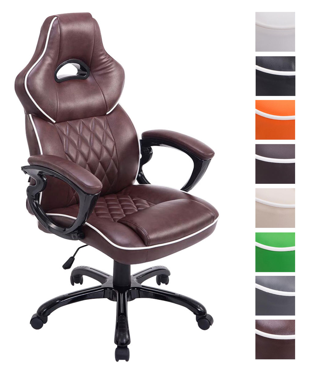 heavy duty gaming chair fisher price easy clean high office big xxx executive manager