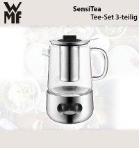 WMF SensiTea Tee Set 3-teilig Teekanne Teesieb Stvchen ...