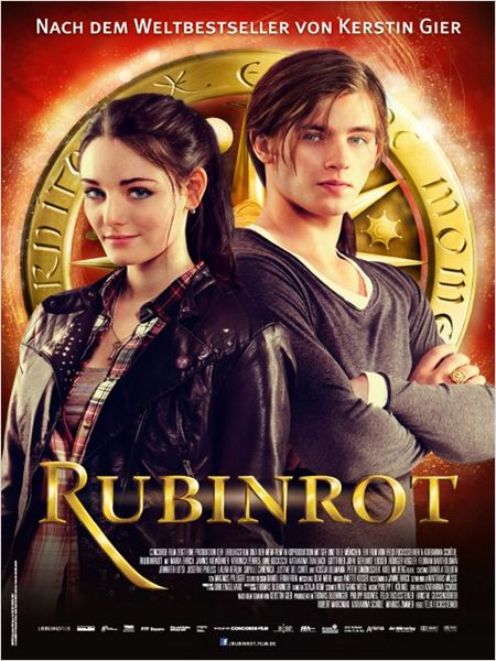 Rubinrot : poster