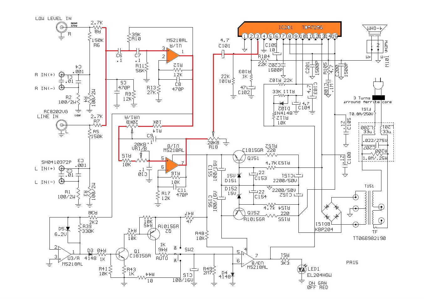 bazooka speaker wiring diagram trailer south africa amp tower