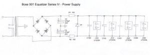 Bose 901 Series 3 Wiring Diagram  Somurich