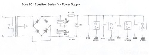 small resolution of bose 901 wiring diagram 23 wiring diagram images bose 901 speaker wiring diagram