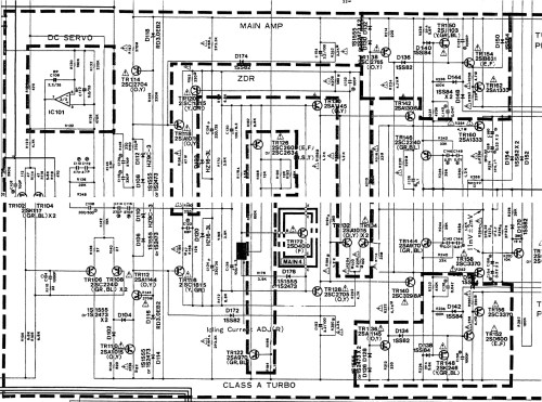 small resolution of yamaha a 1000 schematic right power amplifier a1000 yamaha schematics r3 yamaha amp circuit