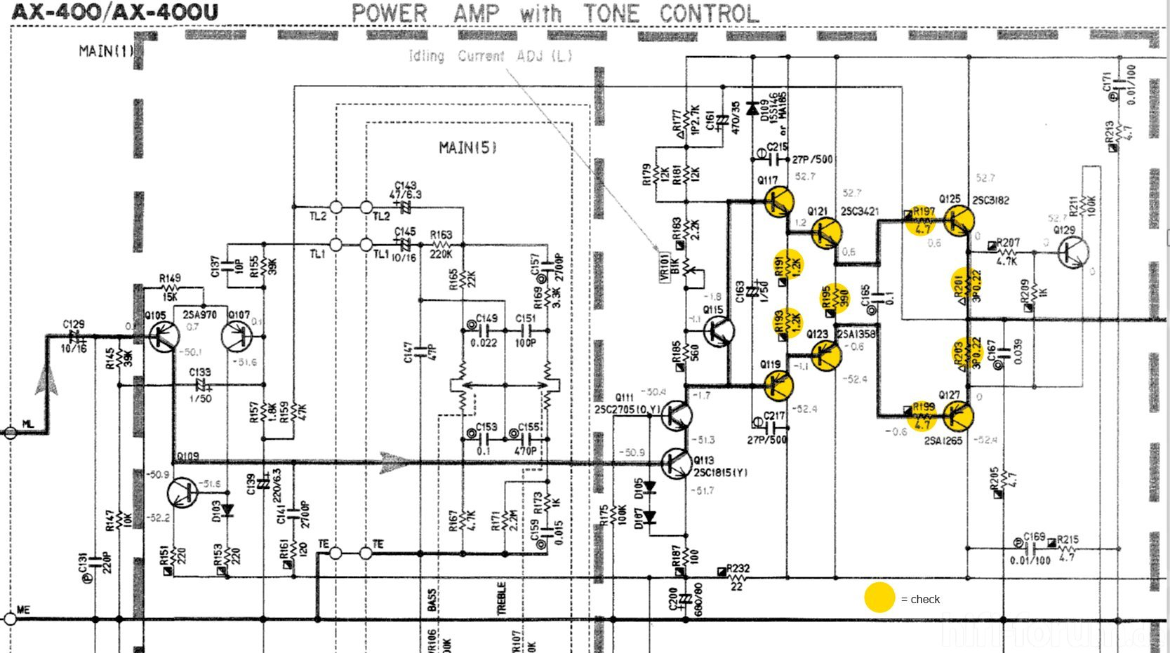 hight resolution of yamaha amp schematic wiring diagram yamaha amp schematics yamaha amp schematic
