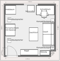 Wohnzimmer nach Umstellung | umstellung, wohnzimmer | hifi ...