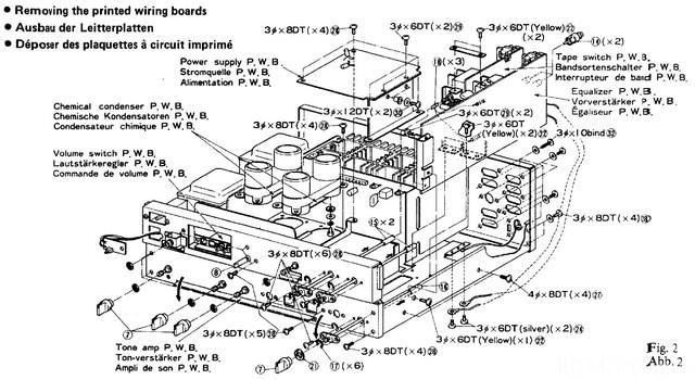 Hitachi HA 7700 LS Relais schaltet nicht, Hifi-Klassiker