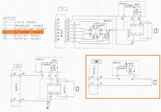 Yamaha RX-330 schaltet nicht mehr ein, Hifi-Klassiker