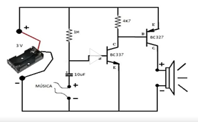 ich brauche hilfe bei meinem diy verstärker, Elektronik