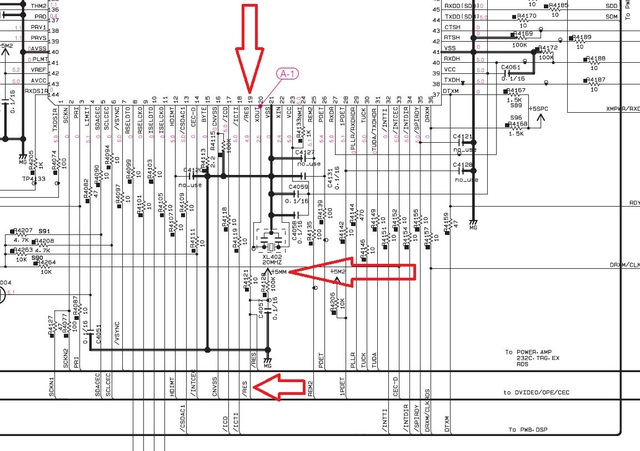 GELÖST: Yamaha RX-V3800 tot, absolut kein lebenszeichen